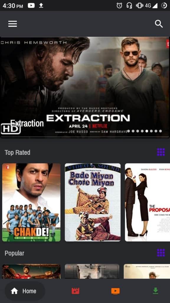 BingeFlix: Watch Movies & TV Shows v1.0 [Latest] 1