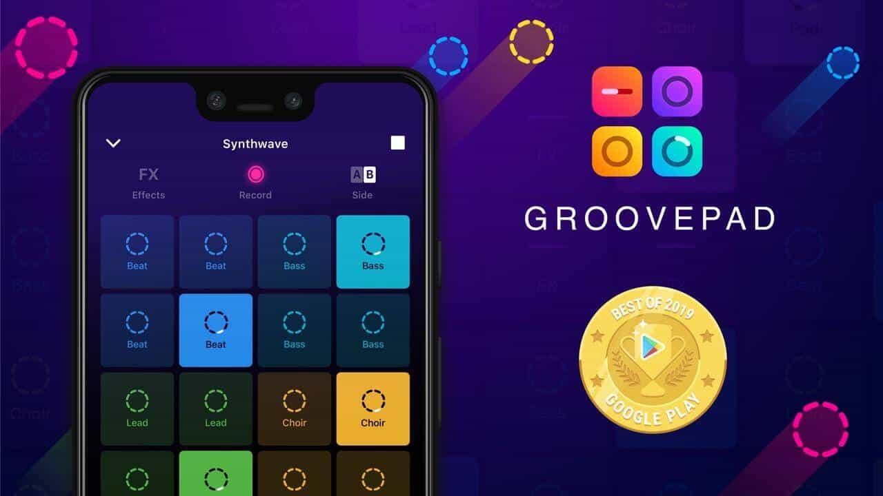 Groovepad Pro apk