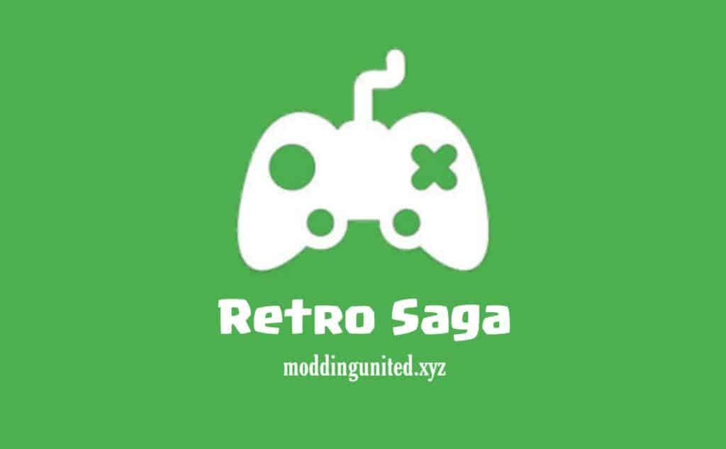 Retro saga Premium mod apk