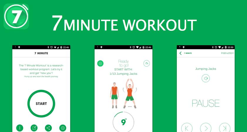 7 Minute Workout Pro Apk