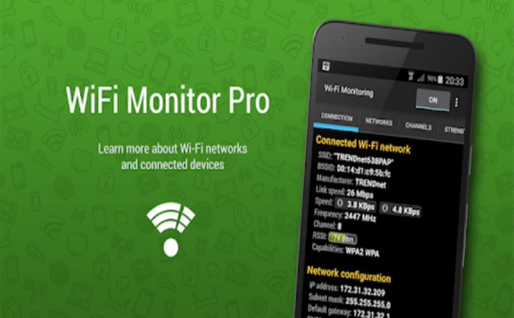 WiFi Monitor Pro Apk