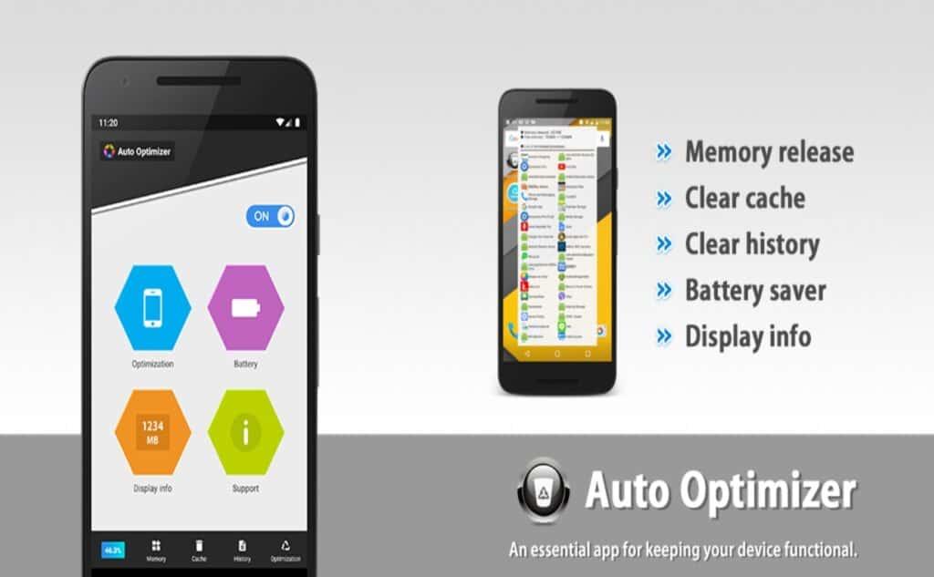 Auto Optimizer Pro Apk