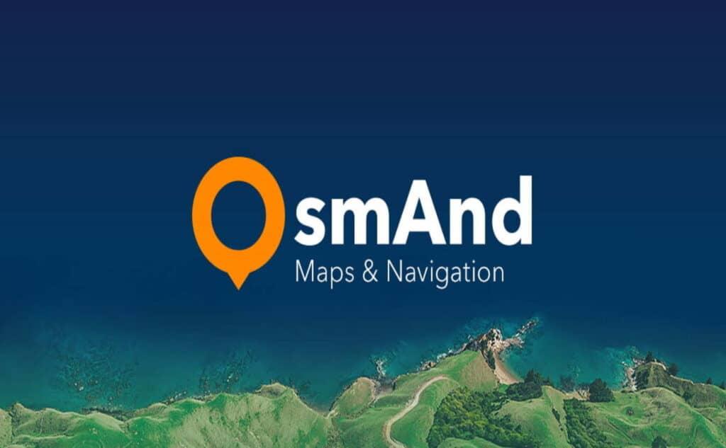 OsMand+ Offline Maps pro apk