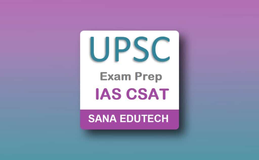 UPSC CSAT Exam Prep Pro Apk