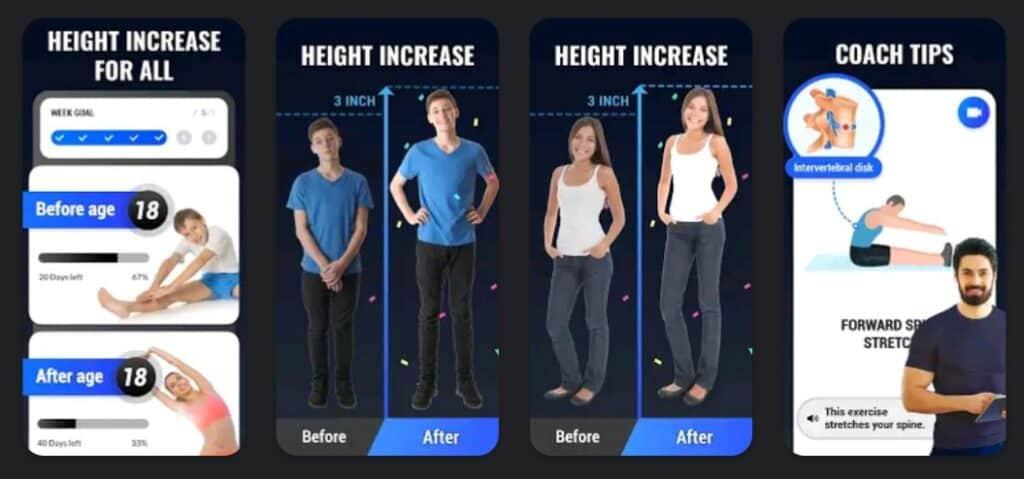 Height Increase MOD Apk