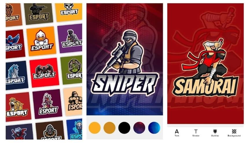 Esports Logo Maker Mod Apk