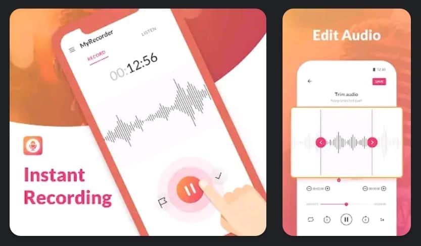 Voice Recorder & Voice Memos Mod Apk